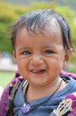 Toddler girl in Jaipur,India